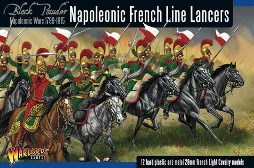 Black Powder: French Line Lancers