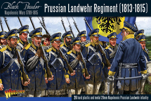 Black Powder: Prussian Landwehr Regiment 1813-1815