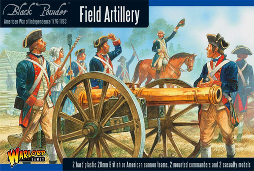 Black Powder: Field Artillery and Army Commanders