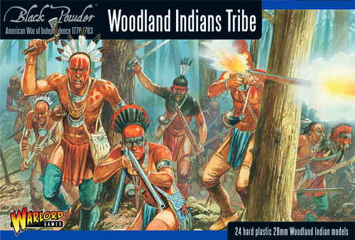 Black Powder: Woodland Indian Tribes