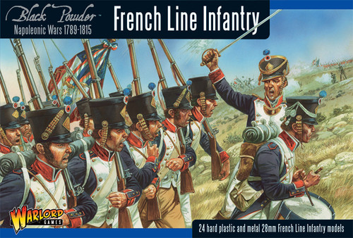 Black Powder: French Line Infantry 1806-1810 (24)
