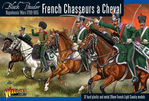 Black Powder: French Chasseurs a Cheval Light Cavalry