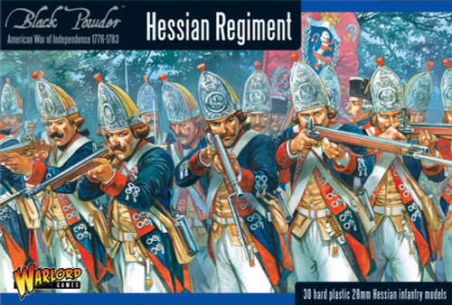 Black Powder: Hessian regiment
