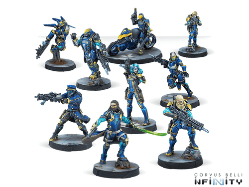 Infinity: Starmada Action Pack
