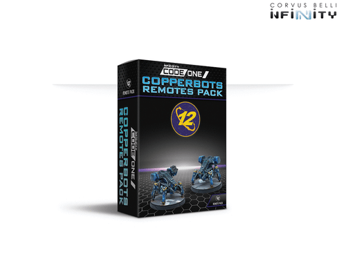 Infinity: Copperbots Remotes Pack
