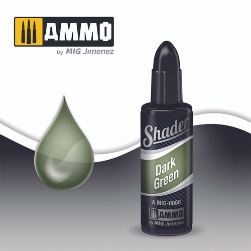 Ammo Shader: Dark Green