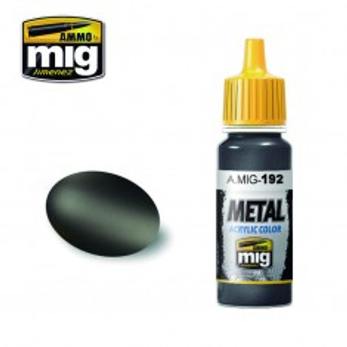 Ammo Metal - Polished Metal