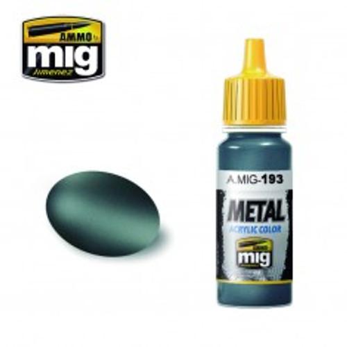 Ammo Metal - Bluish Titanium