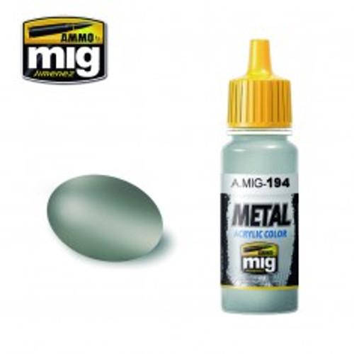Ammo Metal - Matt Aluminum