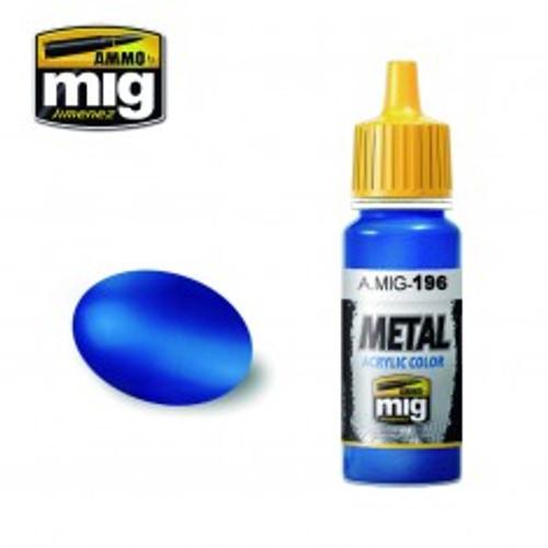 Ammo Metal - Warhead Metallic Blue