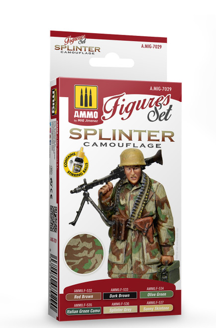 Splinter Camouflage