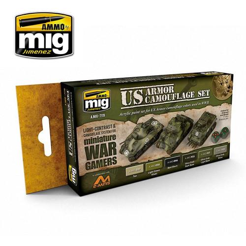 Wargame Us Armor Set