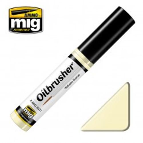 Ammo: Oilbrusher - Yellow Bone