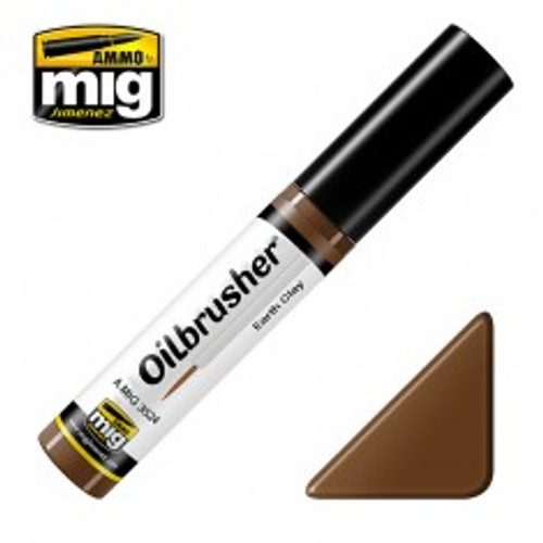 Ammo: Oilbrusher - Earth Clay