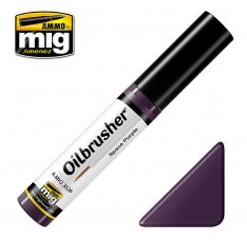 Ammo: Oilbrusher - Space Purple