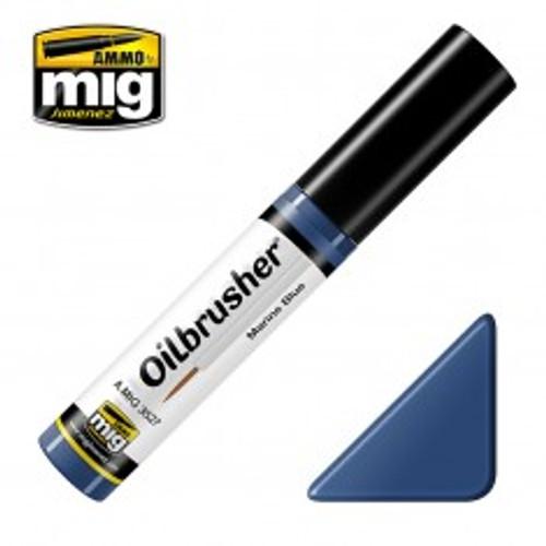 Ammo: Oilbrusher - Marine Blue