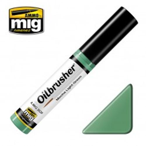 Ammo: Oilbrusher - Mecha Light Green
