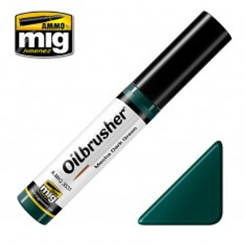 Ammo: Oilbrusher - Mecha Dark Green