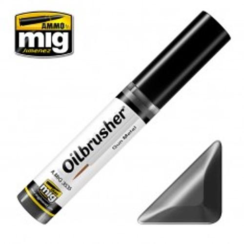 Ammo: Oilbrusher - Gun Metal
