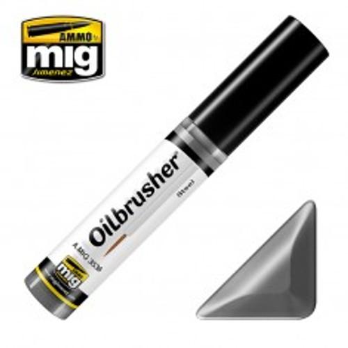 Ammo: Oilbrusher - Steel