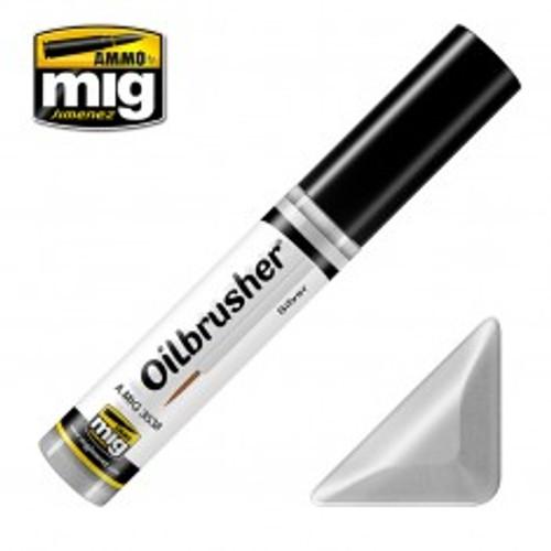 Ammo: Oilbrusher - Silver