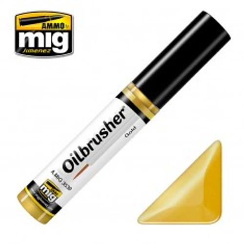 Ammo: Oilbrusher - Gold