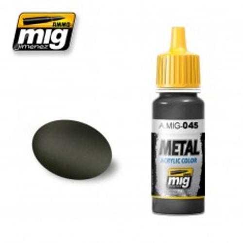 Ammo Metal - Gun Metal