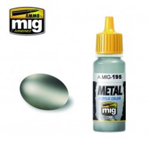 Ammo Metal - Silver