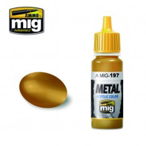 Ammo Metal - Brass