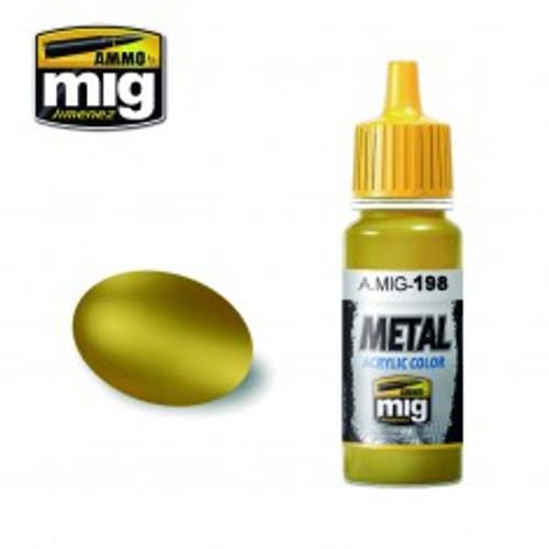 Ammo Metal - Gold