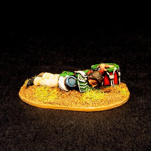 British Peninsular Infantry - Casualties (9/pk)