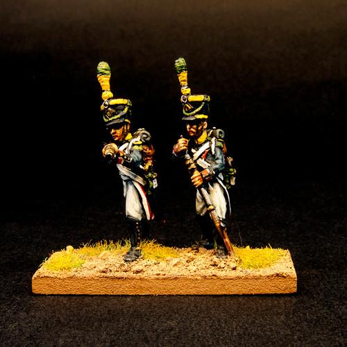 French Skirmishers (6/pk)