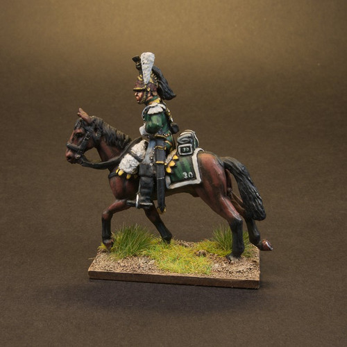 French Dragoons post 1812 - Ctre Co (3/pk)
