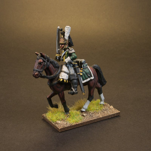 French Dragoons post 1812 - Elite Company (3/pk)