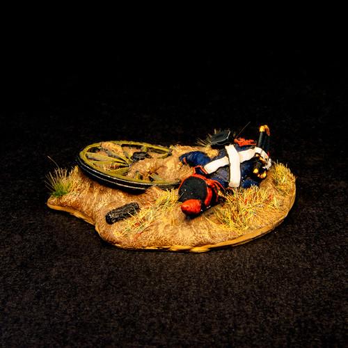 Early Fr Line Artillery - Casualties
