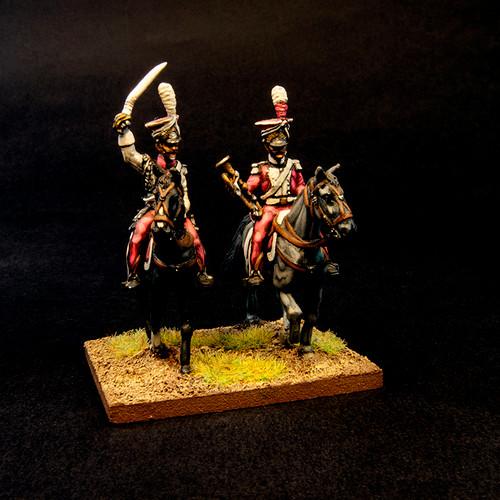 French Polish Lancer Command (3/pk)