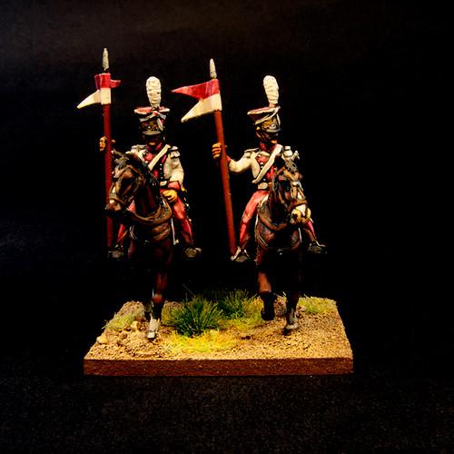 French Polish Lancer Troopers (3/pk)
