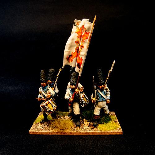 Spanish Grenadiers Command (6/pk)