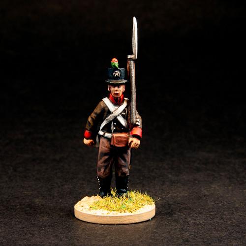 Spanish Volunteers A (6/pk)