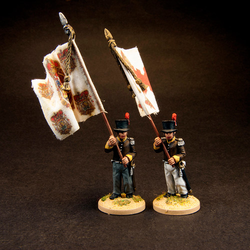 Spanish Volunteers B - Command (6/pk)