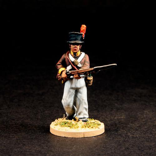 Spanish Volunteers B - Muskets level (6/pk)