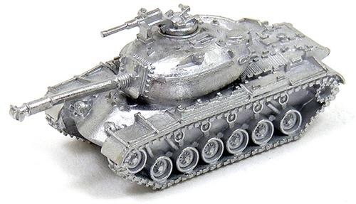 M-48 Main Battle Tank (5/pk) - N640