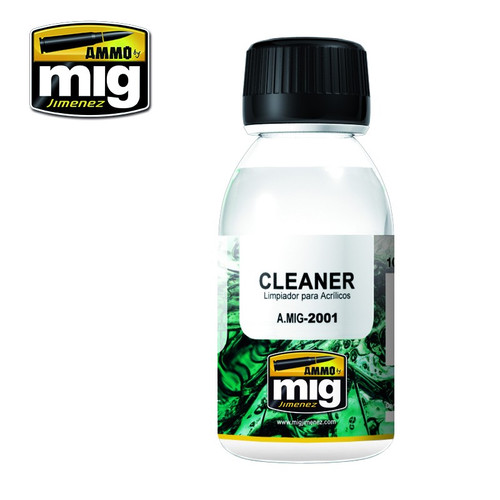 AMMO: Auxiliary - Cleaner (100ml)