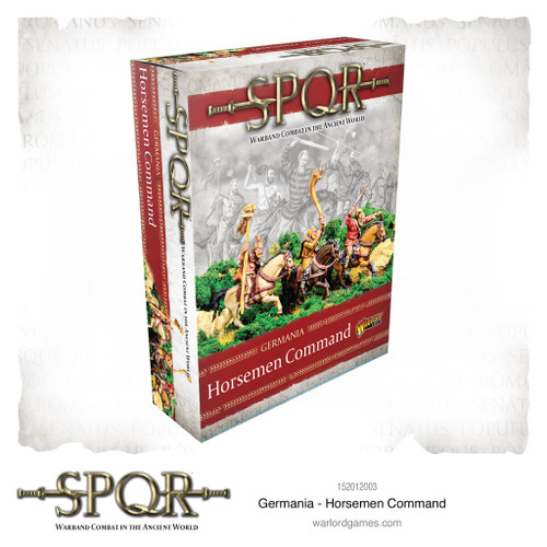 SPQR: Germania - Horseman Command