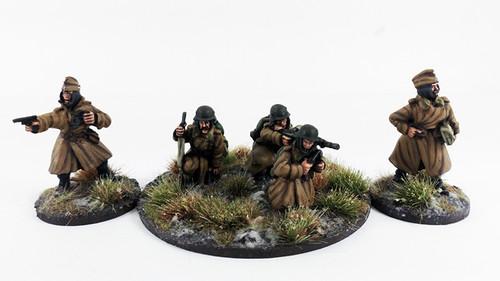 Hungarian Command - Winter Uniform