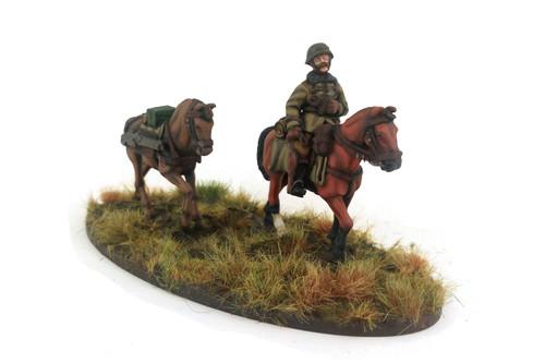 Hungarian Mounted Huszar HMG