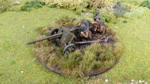 Hungarian PaK97/38 Anti-tank Gun - Winter Uniform