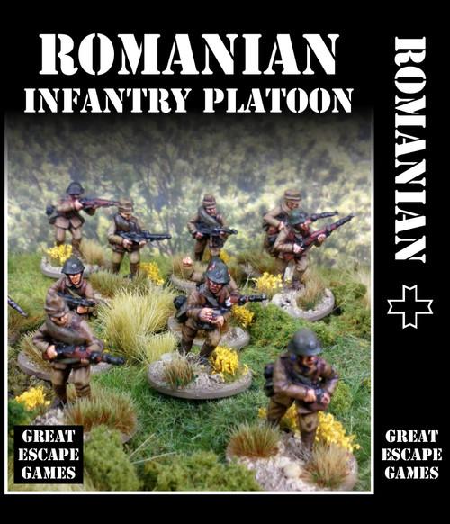 Romanian Platoon - Summer Uniform