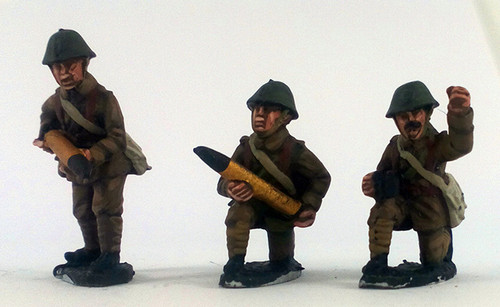 Romanian Anti-tank Gun Crew - Summer Uniform