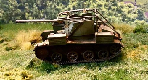 Romanian TACAM T-60